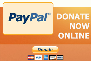 Donate Online Now with PayPal